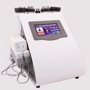 2018 CE Approval Body Cool Shapes Slimming RF Machine Fast Vacuum Cavitation System