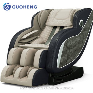 2019 GUOHENG barber chair recliner office chair 4D 3D capsule home office hydro cheap full body zero gravity massage chair
