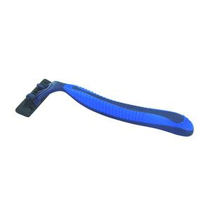 3 razor blades disposable shaving razor