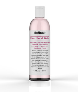 Benatu Whitening  Moisturizing Flower Extract Rose Floral Water Hydrosol 250ml Private Label