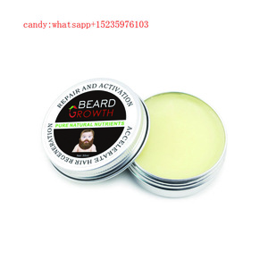Best selling Private Label And Stock Supply Beard Wax Balm In Hair Styling Products men care