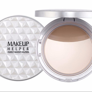 BIG VOLUME SEBUM CONTROL ART DESIGN of PRESSED POWDER PACT