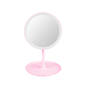 Factory Outlet Usb Charging  Led Makeup Mirror Brighten Up The Face Portable Lighted Makeup Mirror