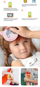 Kids Hot and Cold Therapy Gel Beads plush cold hot pack for kids
