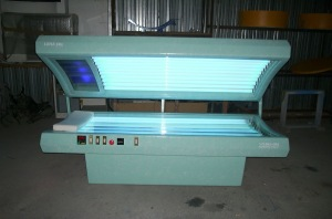 Light Tanning Bed