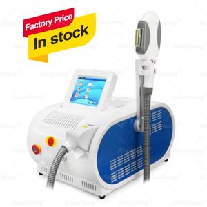 Niansheng Hot Selling Fashion Handles Face Lift Shr laser Ipl/ipl opt Shr/ipl Laser Hair Removal Machine