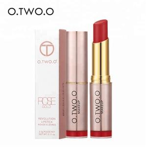 O.TWO.O Cosmetics Makeup Kit Kiss Proof Lipstick Waterproof Matte Lipstick