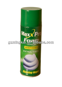Shaving Foam Extra Thick Sensitive Skin Lemon 150ml