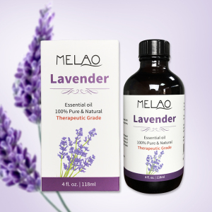Wholesale Factory Supply 100% Pure Natural Organic Gentle Fragrance Massage Aromatherapy Spa Lavender Essential Oil