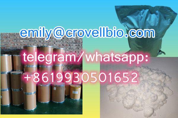 99% crystalline powder CAS 613-93-4 n-methylbenzamide from largest factory whatsapp:+8619930501652