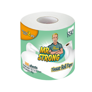 2018 Hot Selling Recycled Pulp Toilet Paper Toilet tissues