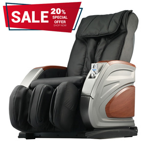 Automatic coin operated Massage Chair in Shopping Mall