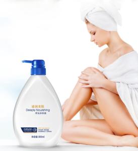 Body wash shower gel Sulfate Free Bath and Shower Gel Citrus Sea Salt
