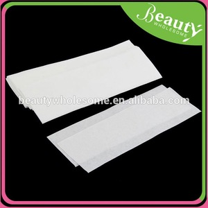 competitive price paper wax strips EH137	calico waxing strips