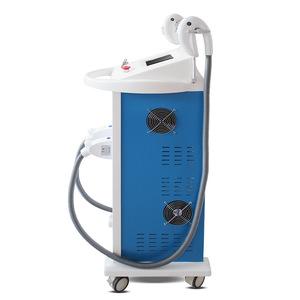 Distributors wanted! Professional ipl shr hair removal machine