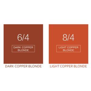 Ecologic Anti-allergy permanent hair dye color Copper Hair Color Blonde Hair Color