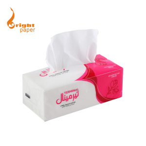 Factory Direct Price Eco-friendly Face Tissue Paper  Cleansing Paseo Facial Tissue