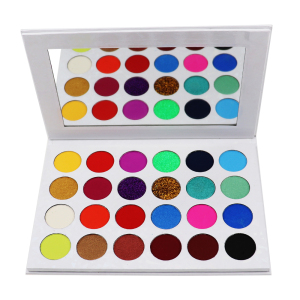 Fashion High Quality Wholesale Makeup Cosmetics Eyeshadow 24 Color Makeup Kit Set Box Cosmetics