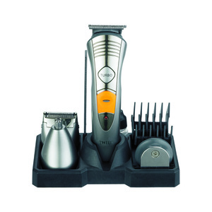 High Quality Mens Grooming Kit Rechargeable Turbo Function Hair Beard Clipper Trimmer