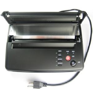 Hot Selling  black Tattoo Transfer Stencil Machine Thermal Copier Printer Tattoo Transfer Paper Copy Machine