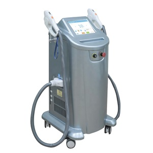 HR SR VR permanent painless hair removal laser ipl machine