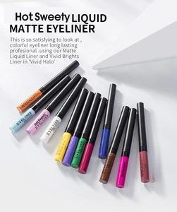 Matte waterproof eyeshadow waterproof long-lasting eyeliner