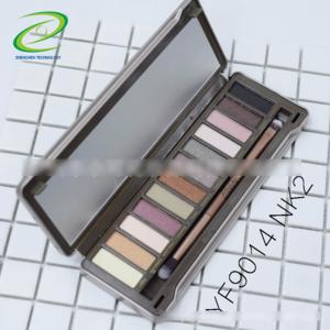 MISS DOOZY 12color smoky color nake color eyeshadow palette