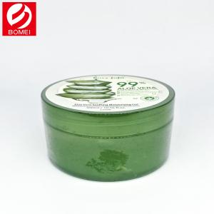 Natural skin care moisture facial soothing soft pure organic aloe vera gel
