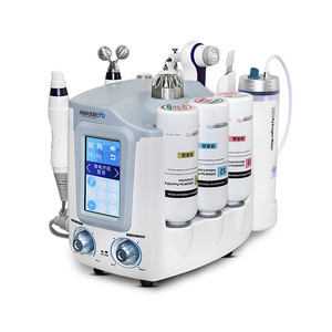 New Tech 6 in 1 Deep Cleaning H2 O2 aqua peel for sale /skin care dermabrasion machine /microdermabrasion machine