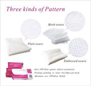 Non-woven dry wipe tissue/facial tissue soft paper