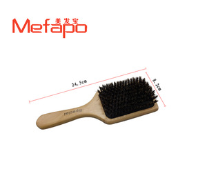 OEM/ODM Wooden Hairbrush/Fashion Bamboo Bristle Hair Brush