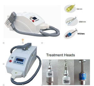 portable tattoo laser skin care device laser therapeutic machine nd yag laser