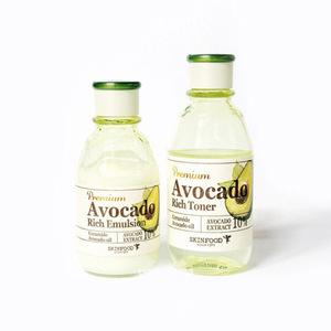 Skinfood Premium Avocado Rich Emulsion 140ml
