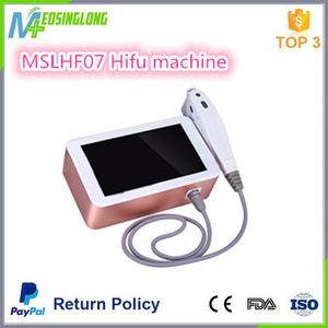 Smart Anti-wrinkle Hifu Machine & beauty salon electrical equipments & Good price Hifu machine(MSLHF07)