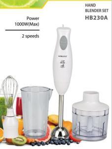 Sokany 230A food processor