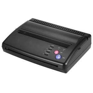 Tattoo Stencil Transfer Device Copier Printer Thermal A5/A4 Paper Maker Supply E