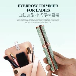 Top Facial Removal Shaver Epilator Eye Brow Hair Remover Lady Eyebrow Trimmer