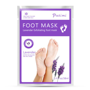 Beauty Skin Care Softening Private Label Hydrating  Foot Mask