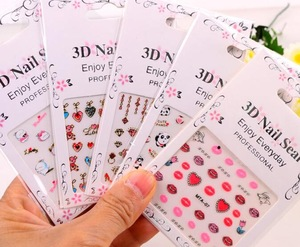Cheaper Fashion Sexy Nail Art, Finger Nail Sticker Wholesale