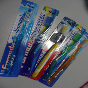 Durable KX brands wholesalers soft bristle excellent quality adult toothbrush