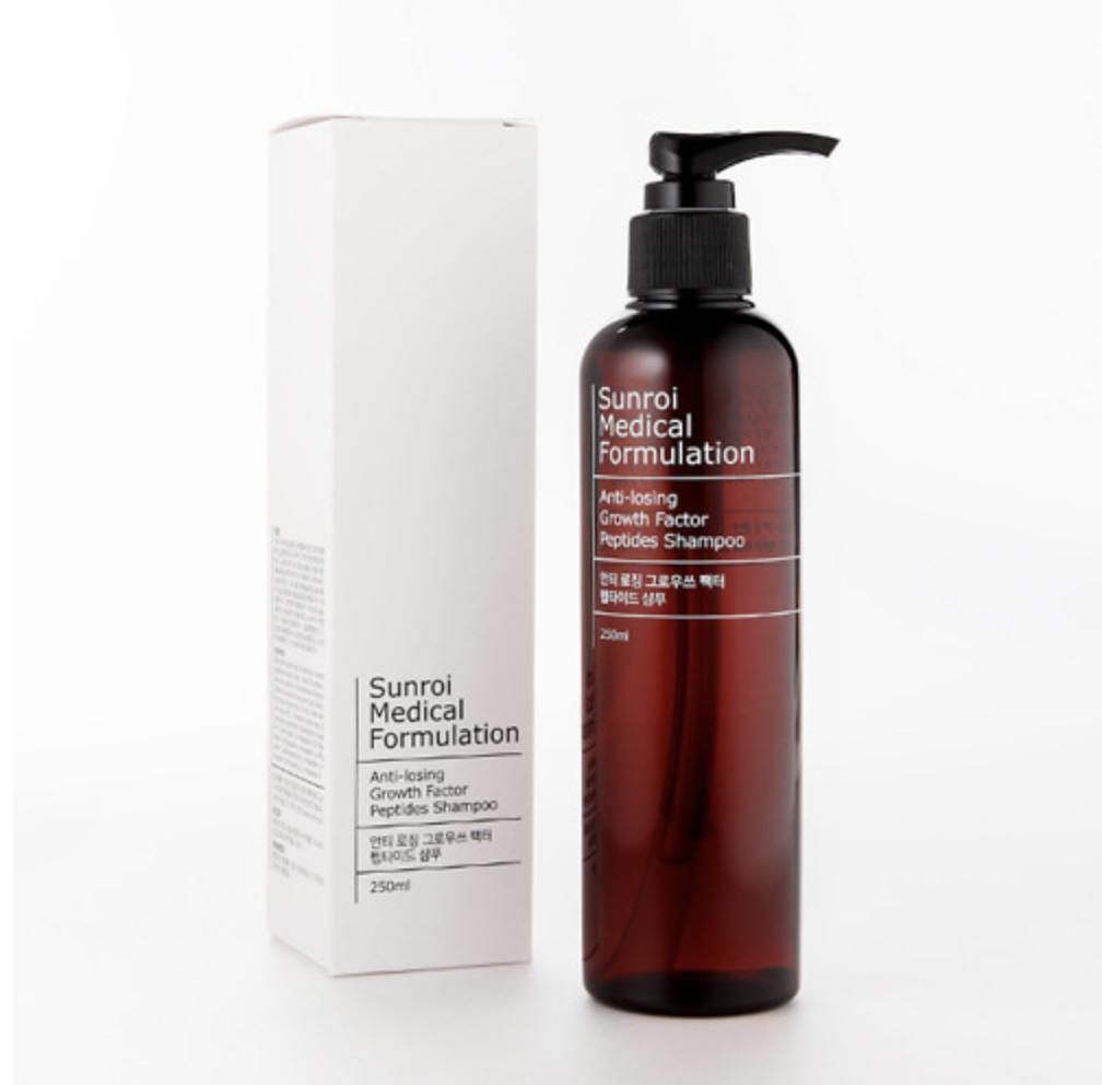 Anti-losing Growth Factor Peptides Shampoo