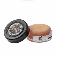 Timeless Beauty Secrets Organic Lighting Plumping & Moisturizing Goat Milk Lip Balm with Rust Red Tint