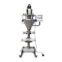 Medicine industry Screw Measuring Powder Auger Filler