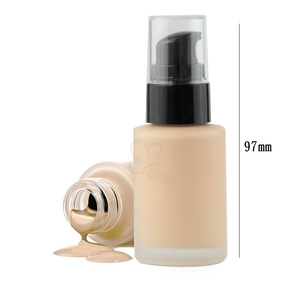 2 in 1 concealer foundation ultra waterproof long stay foundation cream HD formula liquid foundation