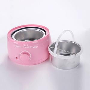 Adjustable temperature wax heater pot, professional wax heater hair removal wax warmer heater