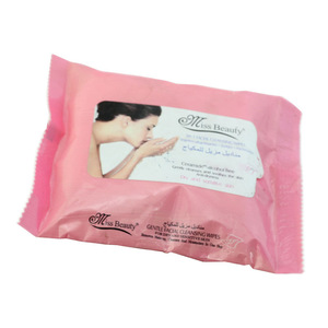 female makeup Removal Wipes