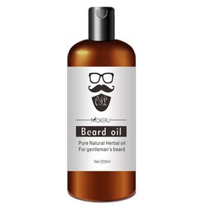 Healthy beard oil beard growth essential oil OEM accepted