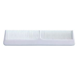 Hot Sale  PP Plastic  Personalized Custom Logo Flat Hotel Hair Comb