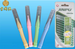 I type reusable interdental brush oral cleaning brush
