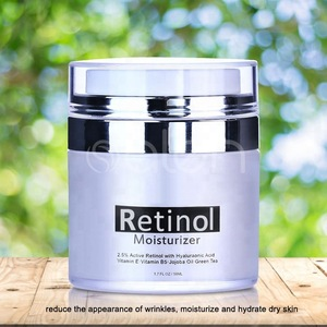 Low MOQ Private Label retionol for skin care